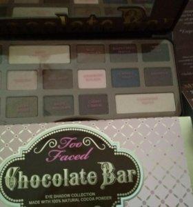 Новые тени Шоколадный бар
