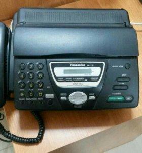 Телефон и факс,состояние нового