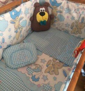 Кровать-маятник Детская.