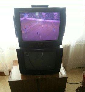 Телевизор с торгом.