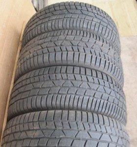 Зимние шины R18 225 50 Continental TS830p 2-4шт