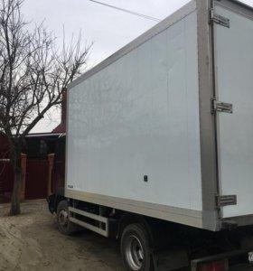 Термобудка( изотермический фургон)
