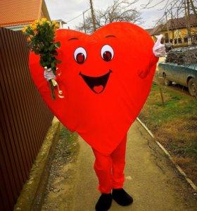 Сердце-курьер в Славянске-на-Кубани