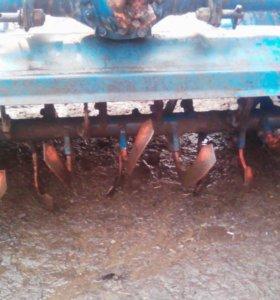 Фриза на мини трактор