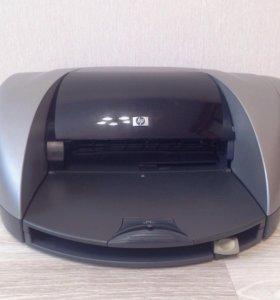 Цветной струйный принтер HP Deskjet 5550