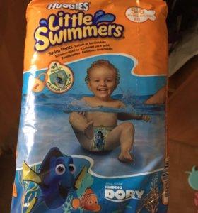 Подгузники трусики для плавания