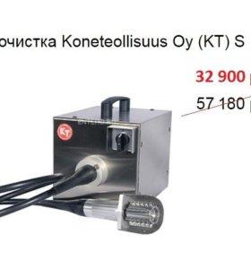 Рыбочистка Koneteollisuus Oy (KT) S