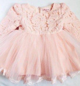 Нарядное платье 👗 для малышки