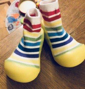 Обувь на первый шаг