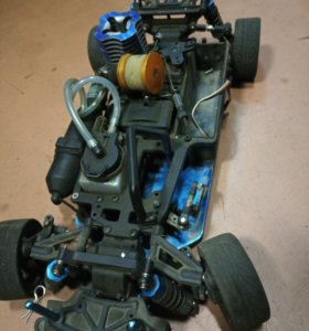 Продам RC модель на двс (nitro) HSP