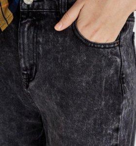 Джинсы Mom jeans(mom fit)