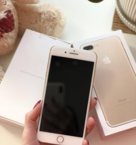 iPhone 7 Plus Gold 256 GB