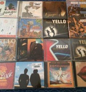 Фирменные cd диски