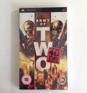 Army Of Two: The 40 Day