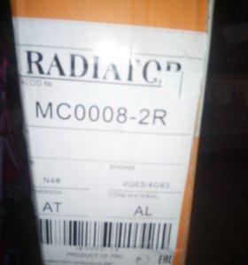 Радиатор на RVR MC0008-2R