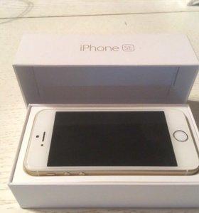 iPhone 5 SE 32gb Gold