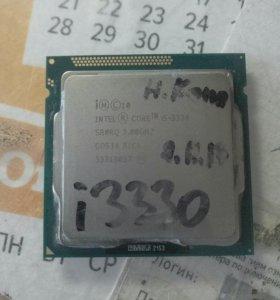 Процессор intel core i5 3330 srorq 3.00GHz
