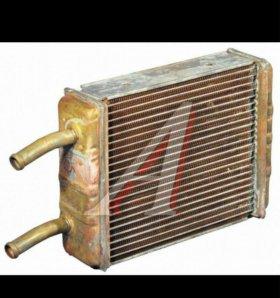 Радиатор печки ГАЗ Волга