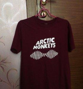 Футболка Arctic monkeys