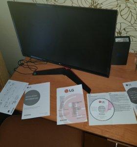 Монитор игровой LG 24MP59G