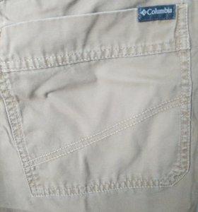 Летние брюки Columbia 100%хлопок