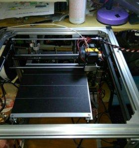 Продам 3D принтер б/у