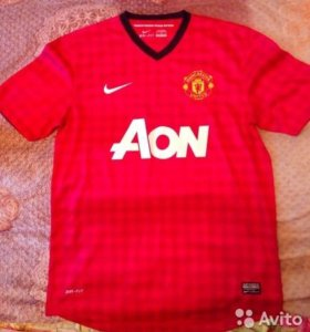 футболку Манчестер