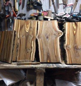 Слэбы из дерева