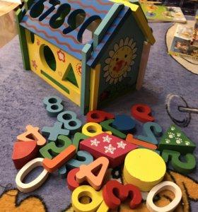 Детская игрушка Сортер