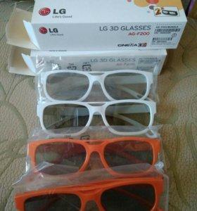 Очки LG 3D