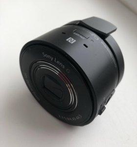 Камера-объектив DSC-QX10 с матрицей 18 МП