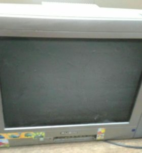 Телевизор Рубин.