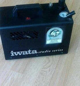 Компрессор для аэрографа IWATA is 925