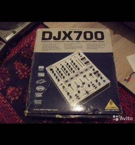 Пульт для диджея behringer dx700