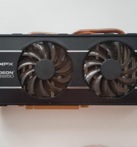 XFX Radeon HD 6850