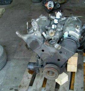 Двигатель на паджеро 6G72