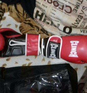Перчатки боксерские!!!
