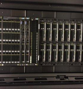Блейд-сервер huawei E9000 с 16 compute-Node