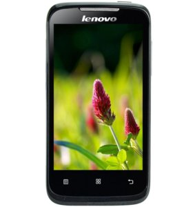 Телефон Lenovo A369i 3G 2 Sim