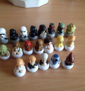 Star Wars фигурки