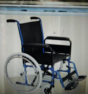 Коляска (инвалидная, базовая)