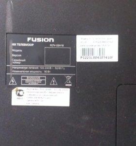 Fusion FLTV-32H18