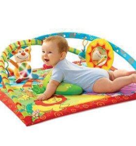 Детский развивающий коврик TINY Love ❤️