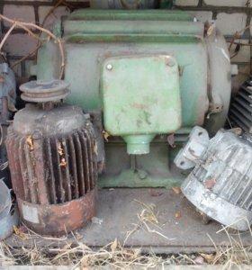 Электродвигатель 30 кв - 960 об