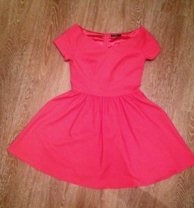 Розовое платье Kira Plastinina