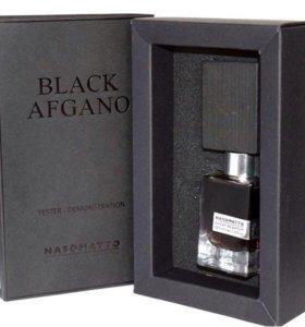 BLACK AFGANO (тестер)