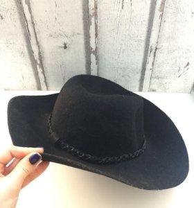 Шерстяная шляпа Massimo Dutti