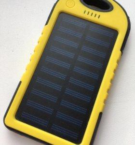 Зарядное/ус. на солнечных батареях