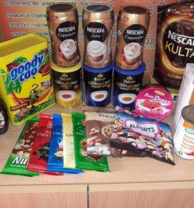 Продукты питания из Финляндии