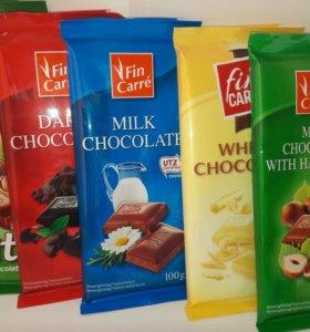Шоколад и другие сладости